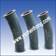 耐磨陶瓷弯管